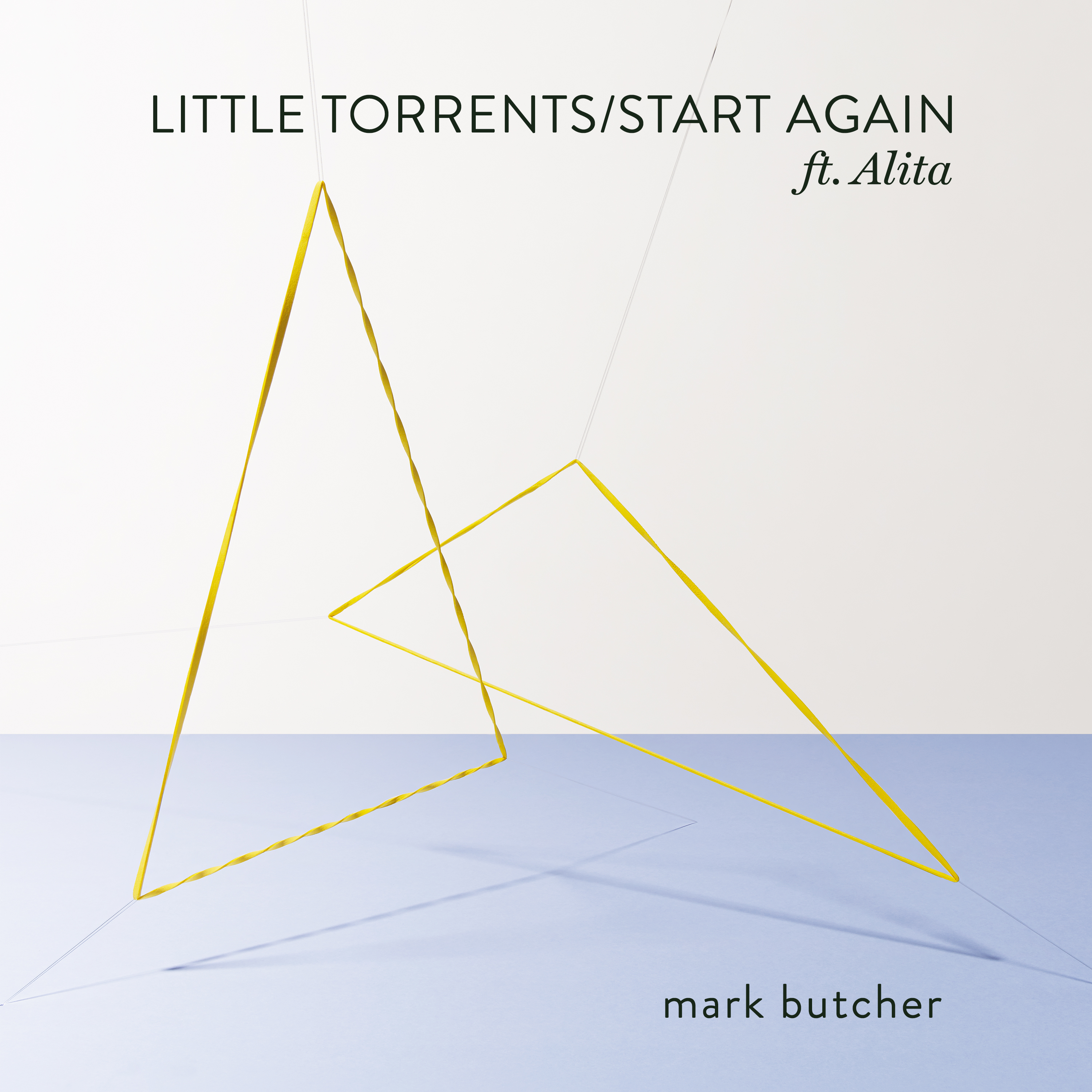 Mark Butcher feat. Alita - Little Torrents / Start Again