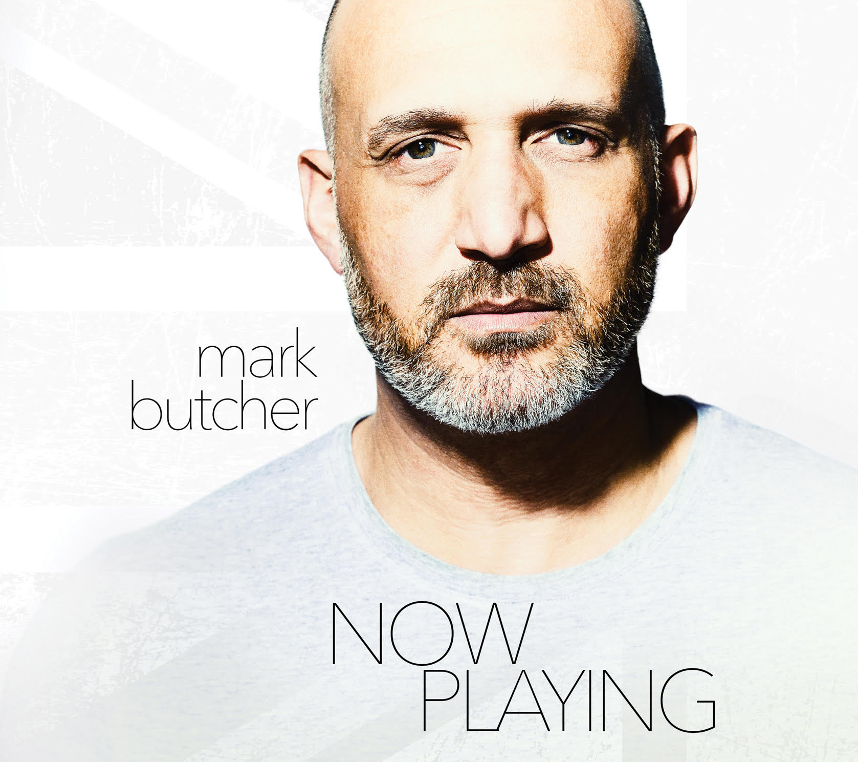 Mark Butcher - Now Playing album